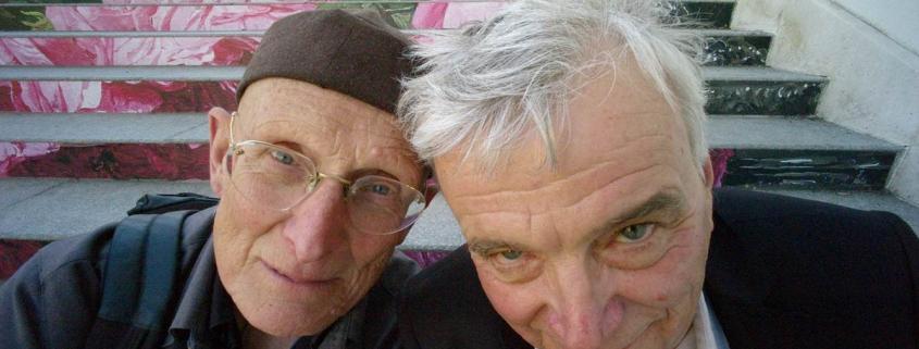 Bodo Hell und Erwin Rehling, Foto: Götz Bury